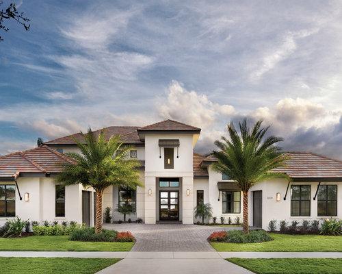 Best Tropical Exterior Home Design Ideas Remodel