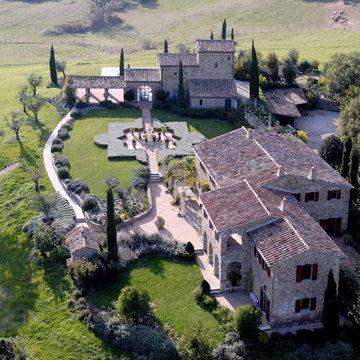 Castello Di Reschio Belvedere