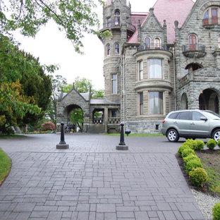 Castle Driveway