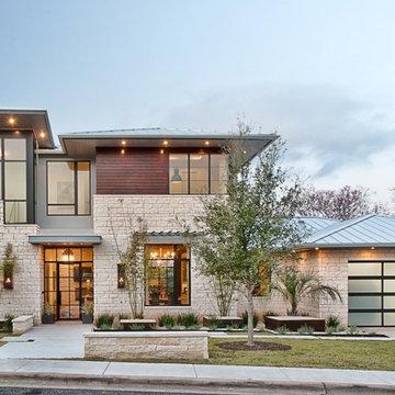 Cat Mountain, Greenbelt Homes, Austin TX