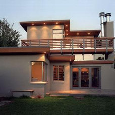 Modern Exterior by Ware Associates Architects