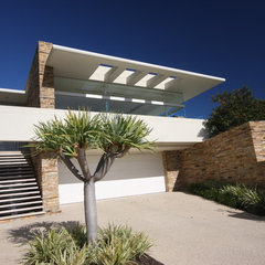 modern exterior by Banham Architects