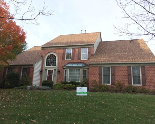 Catonsville Roof Replacement Bull Branch Ct