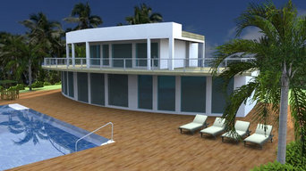 Cawkwell residence, Tonga Island