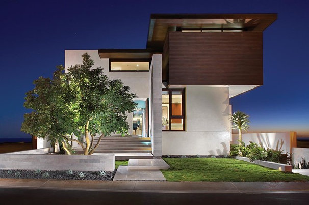 Modern Exterior by Horst Architects