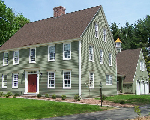 Classic colonial homes ideas pictures remodel and decor for Custom colonial homes
