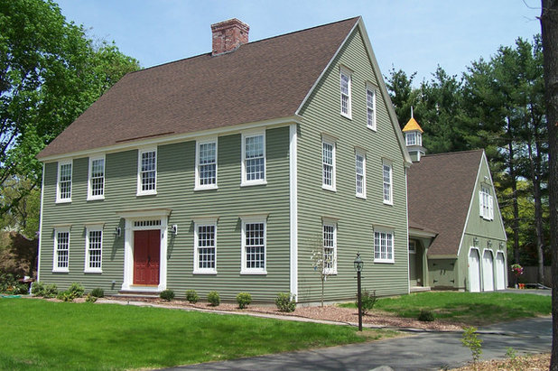 Appealing Color Palettes For Colonial Style Homes