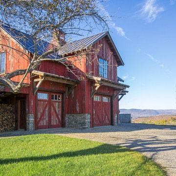 CCH VT Farmhouse