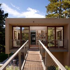 Modern Exterior by Kasten Builders
