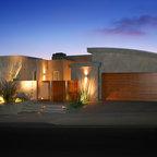 Montecito Mid Century Modern Exterior Santa Barbara