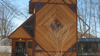 Cedar Channel Siding Project in Fairfax, VA