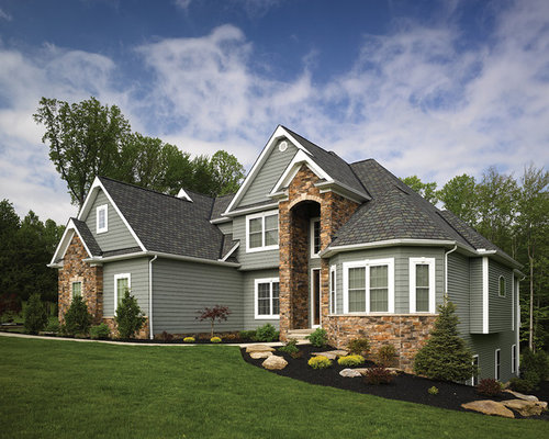 Certainteed Carolina Beaded Vinyl Siding Houzz