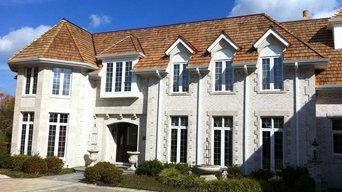 Cedar Roofing Installations
