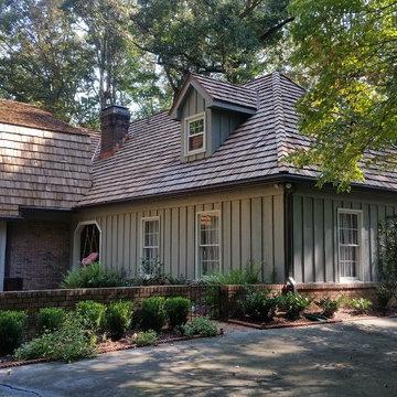 Cedar Shake Roof, Sandy Springs GA