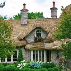Traditional Exterior Cedar Solutions