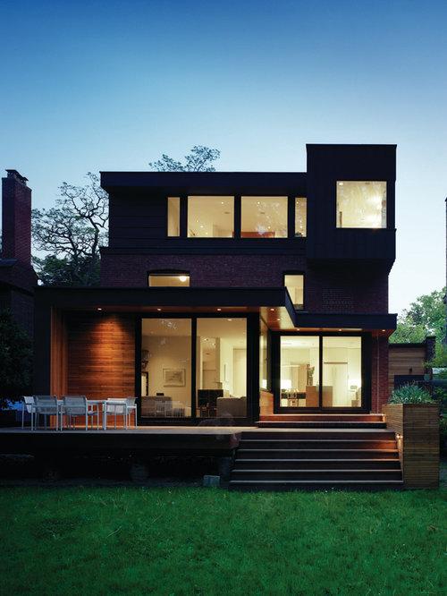 Cedarvale Ravine House Designed By Drew Mandel Architects: Cedarvale Residence
