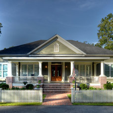 Craftsman Exterior by Sheffield Construction Company, Inc