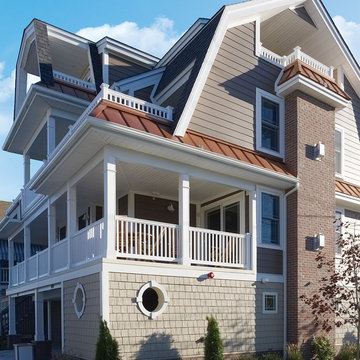 Celect® Cellular Composite Siding by Royal®