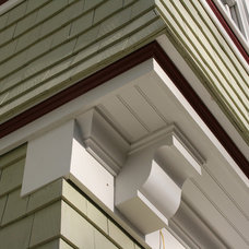 Traditional Exterior by Diversified Design Associates Architects, P.C.