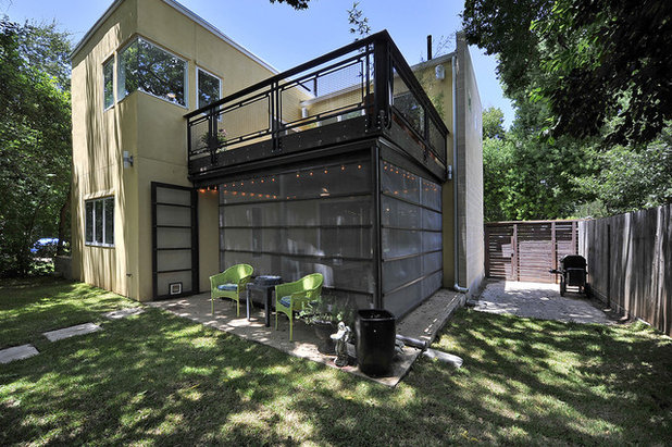Transitional Exterior by hatch + ulland owen architects