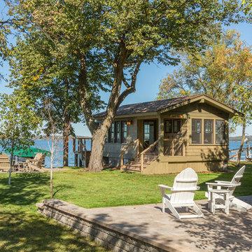 Central Minnesota Boathouse