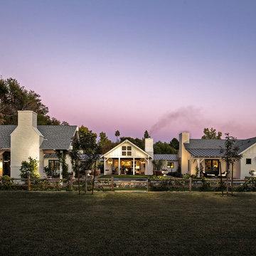 Central Phoenix Farmhouse | Rear of House
