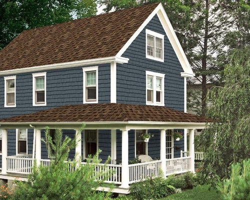 Pacific Blue Siding Houzz