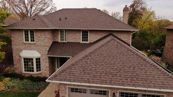 Certainteed Landmark Heathered Blend Roof