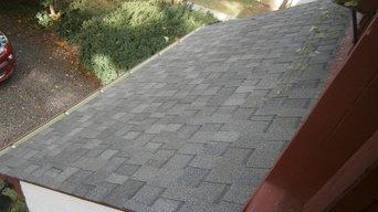 CertainTeed Landmark Roof in Georgetown Gray