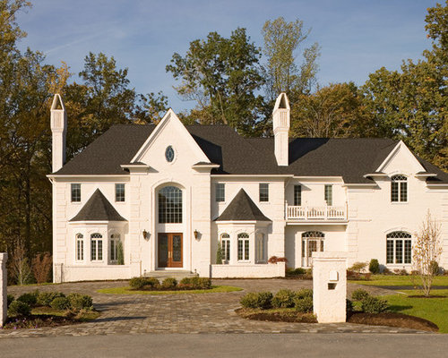 Best 20 Traditional Exterior Home Ideas & Decoration Pictures | Houzz