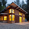 Houzz Tour: California Cabin Ditches the Power Grid