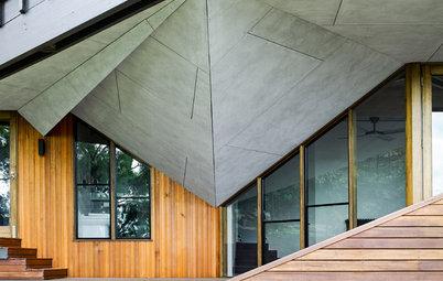 Houzz Tour: Arkitektonisk mesterværk blev nænsomt renoveret