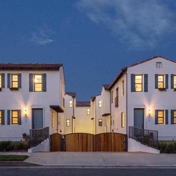 Chandler Mediterranean Homes