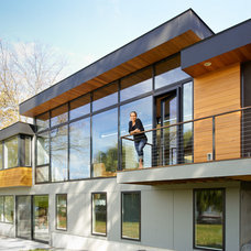 Modern Exterior by Elevation