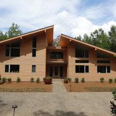 Modern Exterior by Ryan Duebber Architect, LLC