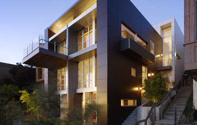 Houzz Tour: A Hillside Home 14 Years in the Making