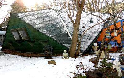 My Houzz: Wild Triangular House in Boulder