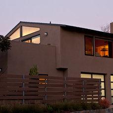 Modern Exterior by Silva Studios Architecture