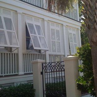 charleston bahama exterior  shutters
