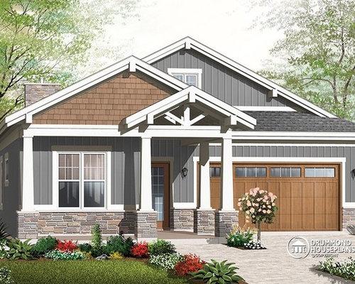 craftsman and northwest designsdrummond house plans
