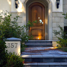 Mediterranean Exterior by Ripple Design Studio, Inc.
