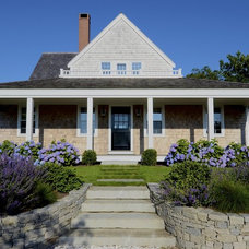 Traditional Exterior by Shelter 7