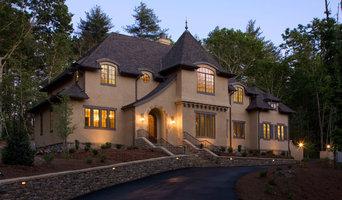 Chateau style Ramble home