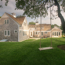 Traditional Exterior by A3 Architects, INC