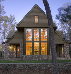 traditional exterior by Carlton Architecture
