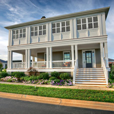 Traditional Exterior by Burrus Architecture & Construction, LLC