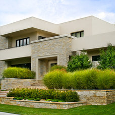 Modern Exterior by Elevate by Design