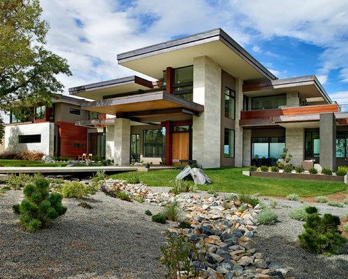 Best Facade Villa Moderne Home Design Design Ideas & Remodel ...