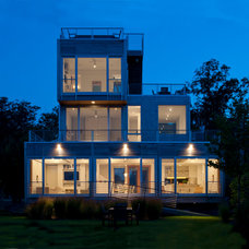 Modern Exterior by McInturff Architects