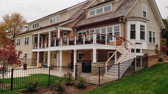 Cheshire CT - Design/Build - Cape Style Home